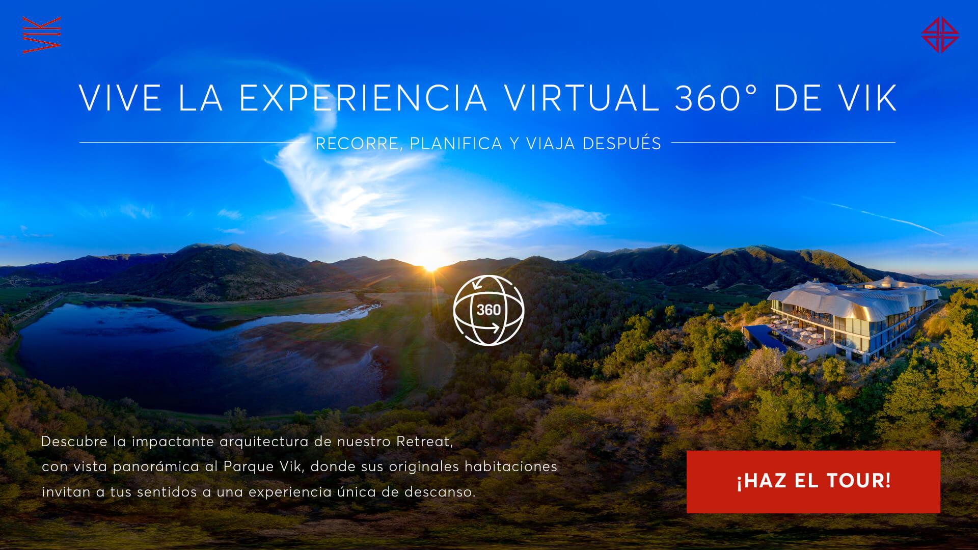 Banner 360º VIK